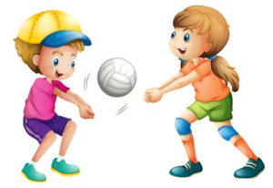 I bambini e lo Sport