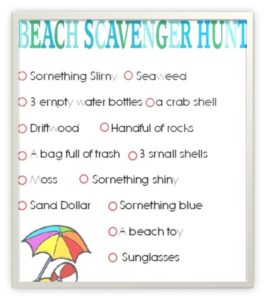 Giochi da spiaggia, divertenti e originali!